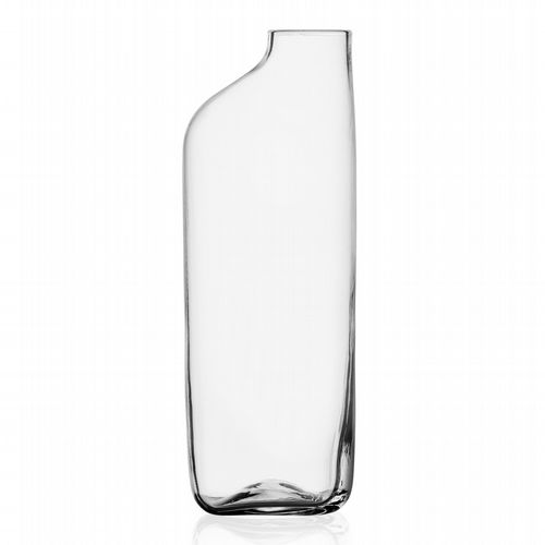 Milanese Glass - Minimalist Clear Carafe